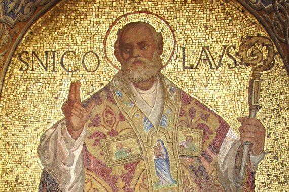San Nicola: storia del santo diventato Babbo Natale