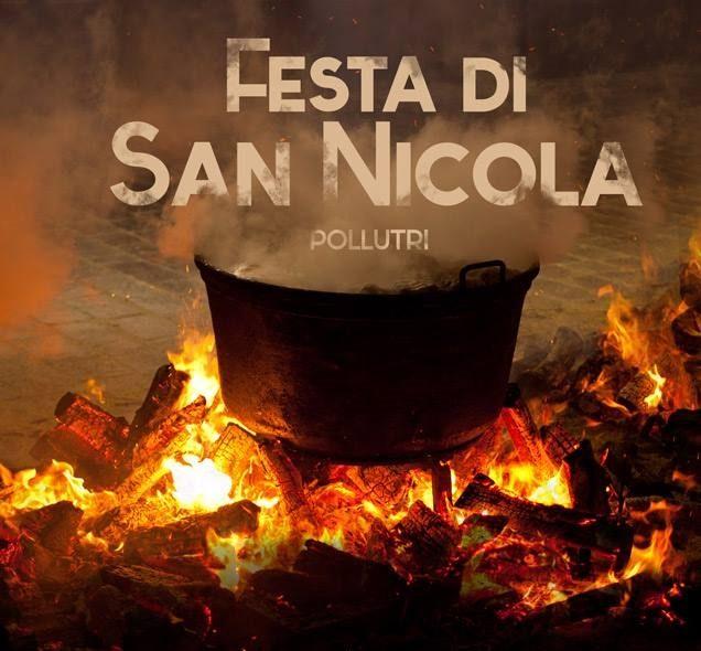 Pollutri, fave e taralli in onore di San Nicola
