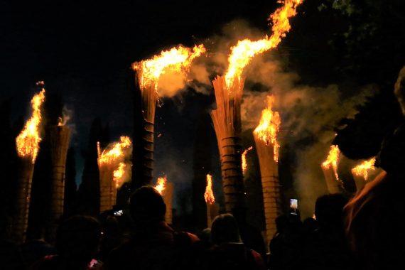 Le Farchie di Fara Filiorum Petri, il fuoco che unisce