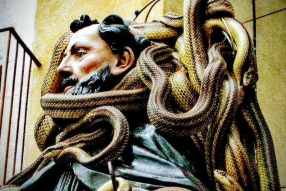 I serpari di Cocullo: un rito millenario