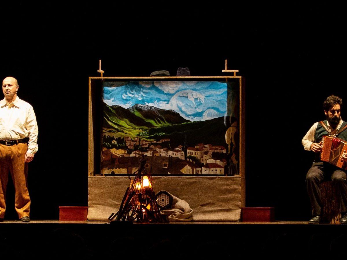 Primiano, brigante per amore – vita da palcoscenico
